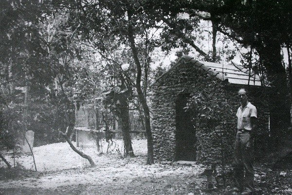 Deer Pen, Paradise Key, NPS archives July, 1934